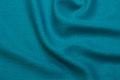 Beautiful 100% linen in greenish turquoise.