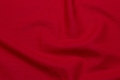 Beautiful 100% linen in red.