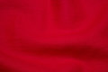 Beautiful 100% linen in red