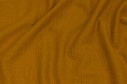 Brass-colored rib-fabric