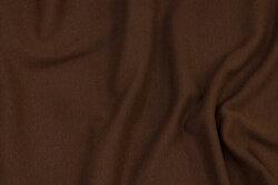 Brown rib-fabric