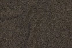 Charcoal speckled rib-fabric
