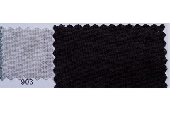Colored thick cotton in grey and black