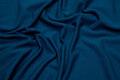 Dark blue light viscosejersey with lycra