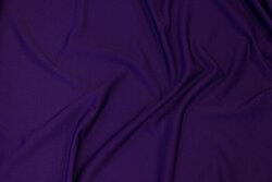 Dark purple stretch-lycra