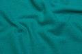 Jade-green furniture-wool, diagonal-weave .