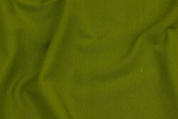 Kiwi-green rib-fabric