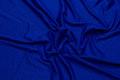 Lightweight viscosejersey in cobolt-blue.