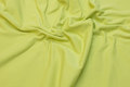 Lime cotton-jersey with lycra .