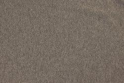 Medium-grey speckled rib-fabric