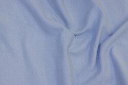 Sky-blue rib-fabric