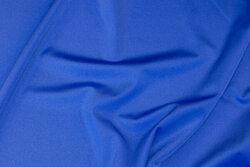Sky-blue stretch-lycra
