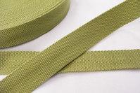 Strap cotton 3 cm kiwi green