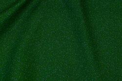 Dark green patchwork cotton with speckles