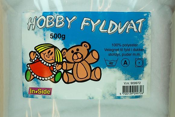 Hobby filler for dolls, teddies etc. 500 gram