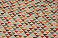 Triangles are ca. 3.5 cm.