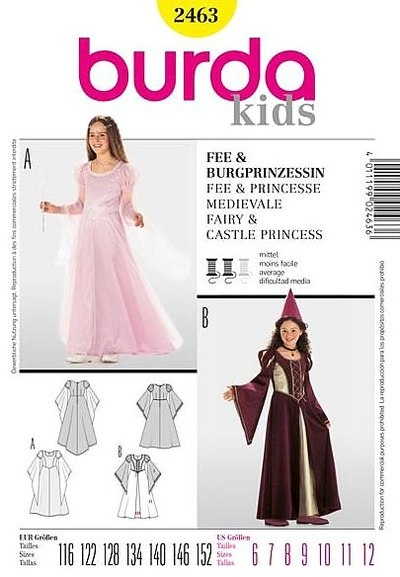 Princess dress, fairy dress