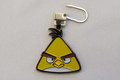 Angry birds chain in yellow.