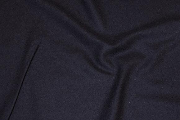 Black 100% wool