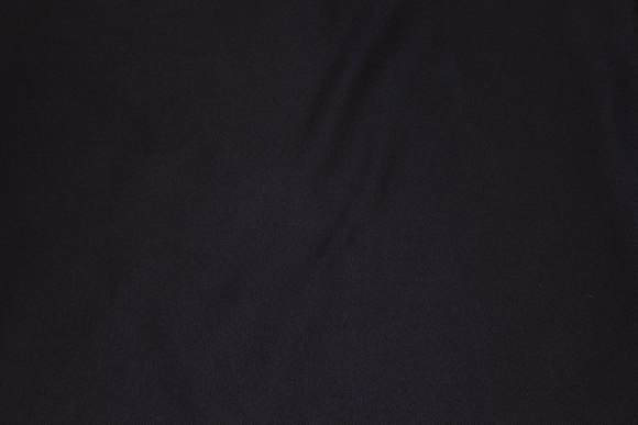 Black, rugged furniture fabric
