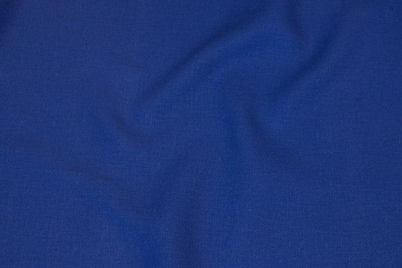 Cobolt-blue linen