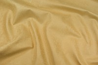Furniture opholstry fabric with suede look in light camel