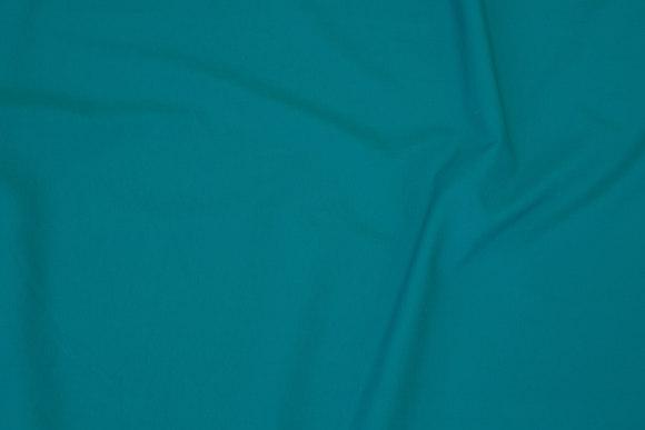 Jade-green, coated taslan (windbreaker fabric)