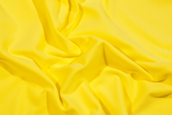 Lemon-yellow stretchjersey