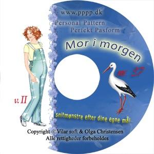 CD-rom no. 37 - Mother tomorro