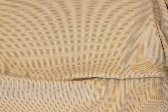 Sand and off white rugged cotton in big width