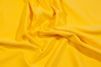 Soft-yellow stretchjersey