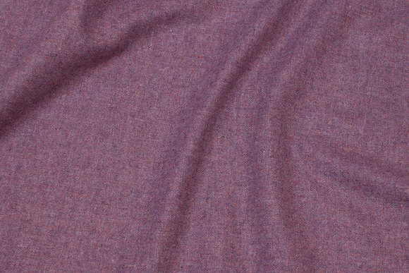 Woven wool heather