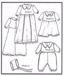 Basis D2 - baptism clothing