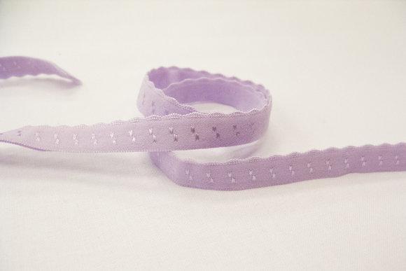 Elastic lilac 1cm