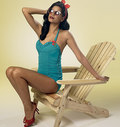 Butterick 6067. Swimsuit.