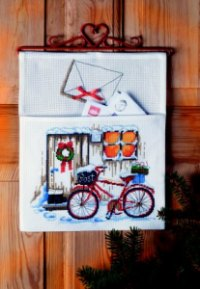 Mail pocket - Bicycle