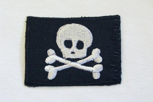 Pirat patch 5x3,5cm