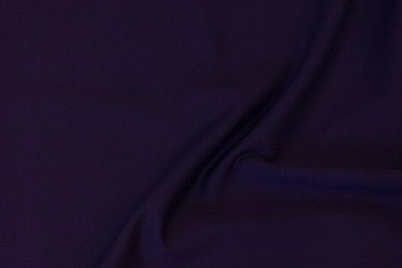 Heavy jersey punta in deep dark purple