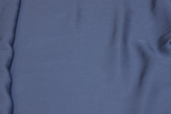 Lyocell-viscose blouse twill in dove-blue