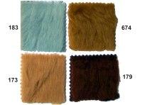 Pile faux fur