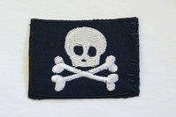 Pirat patch 5 x 3.5 cm
