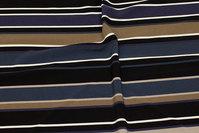 Polyester strækcrepe in black, navy, grey