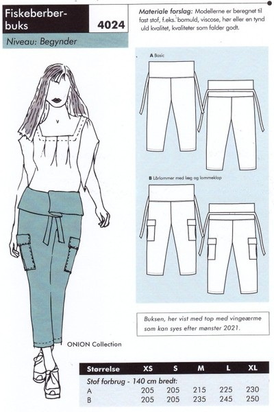Berber pants
