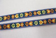 Flower ribbon 1cm