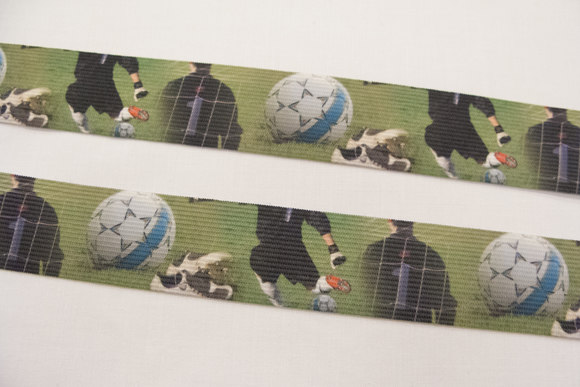 Elastic with football2,9cm