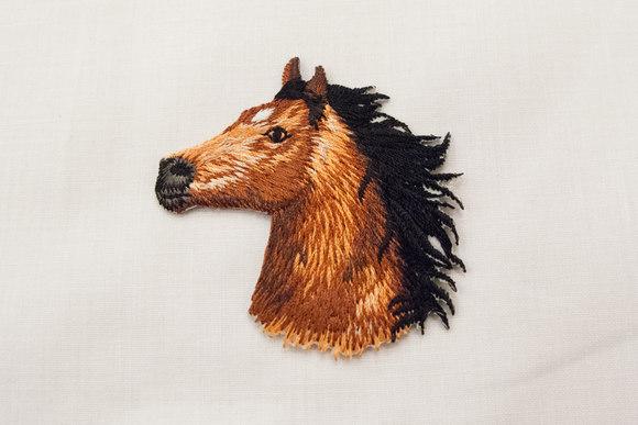 Horse patch 5x5cm
