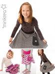 Minikrea 50101. Circle skirt.