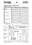 Costume Suit - Blazer - Pencil Skirt A woman's suit can show off her personality. Choose between a cropped jacket or one with an integral peplum. The peplum starts at the panel seams and falls along a slight curve. The skirts are high at the waist, have panel seams and pleats in back. View C is a fashionable midi length. View D is business like and just covers the knee.