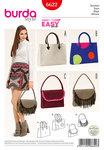 Shoppers, Handbags, Felt