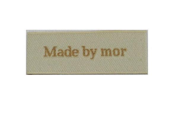 Made by mor patch 5 x 2 cm